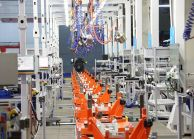 The Engine Plant of KAMAZ is Finishing the Installation of the Line for assembly of R6 power units