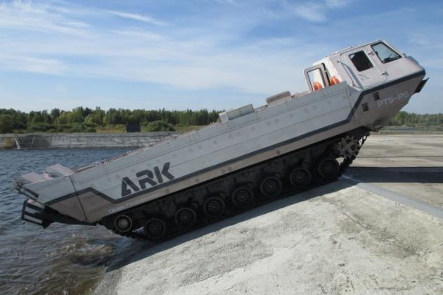 плавающий транспортер в москве