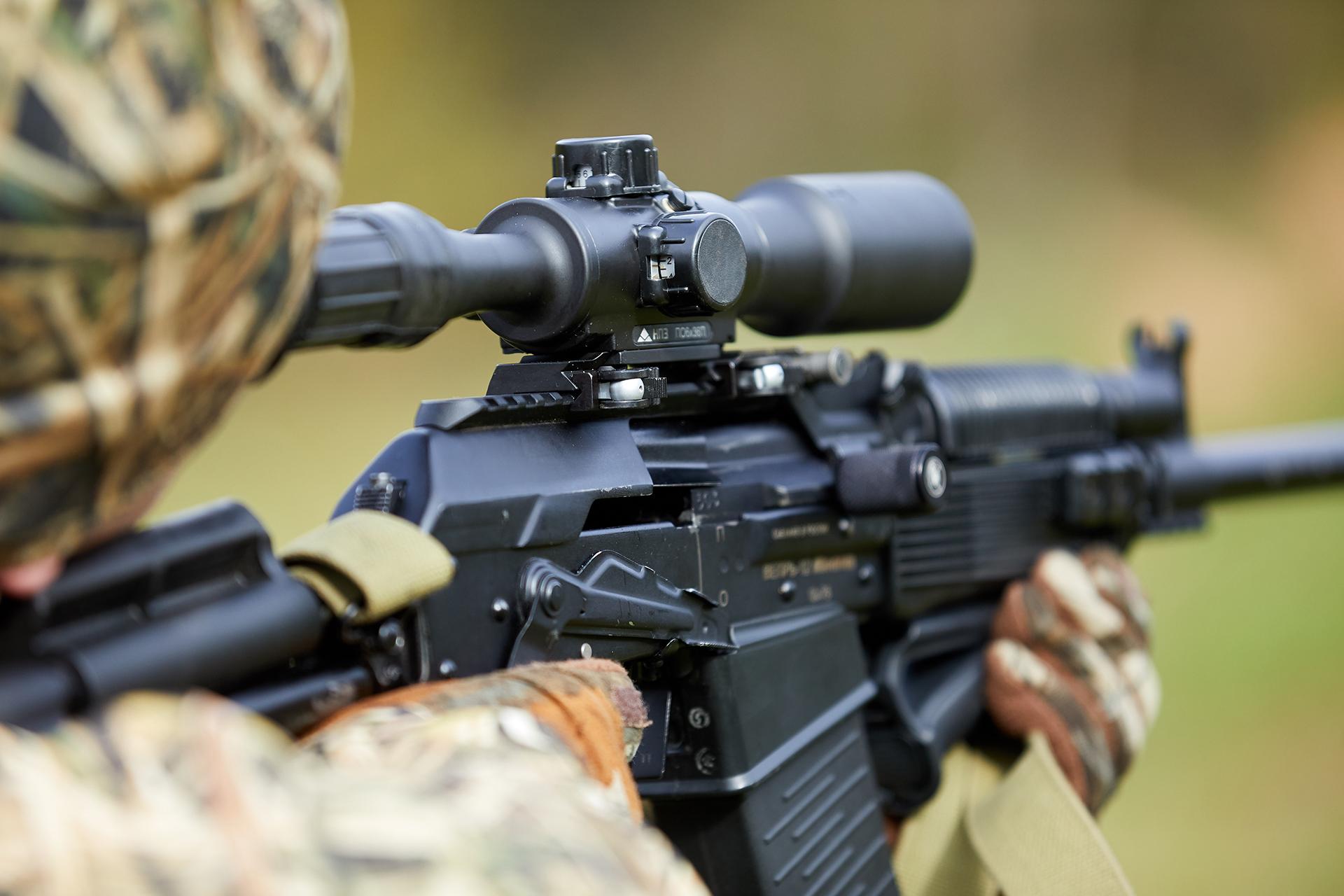 Профессиональные охотники подтвердили качество прицелов «Швабе»