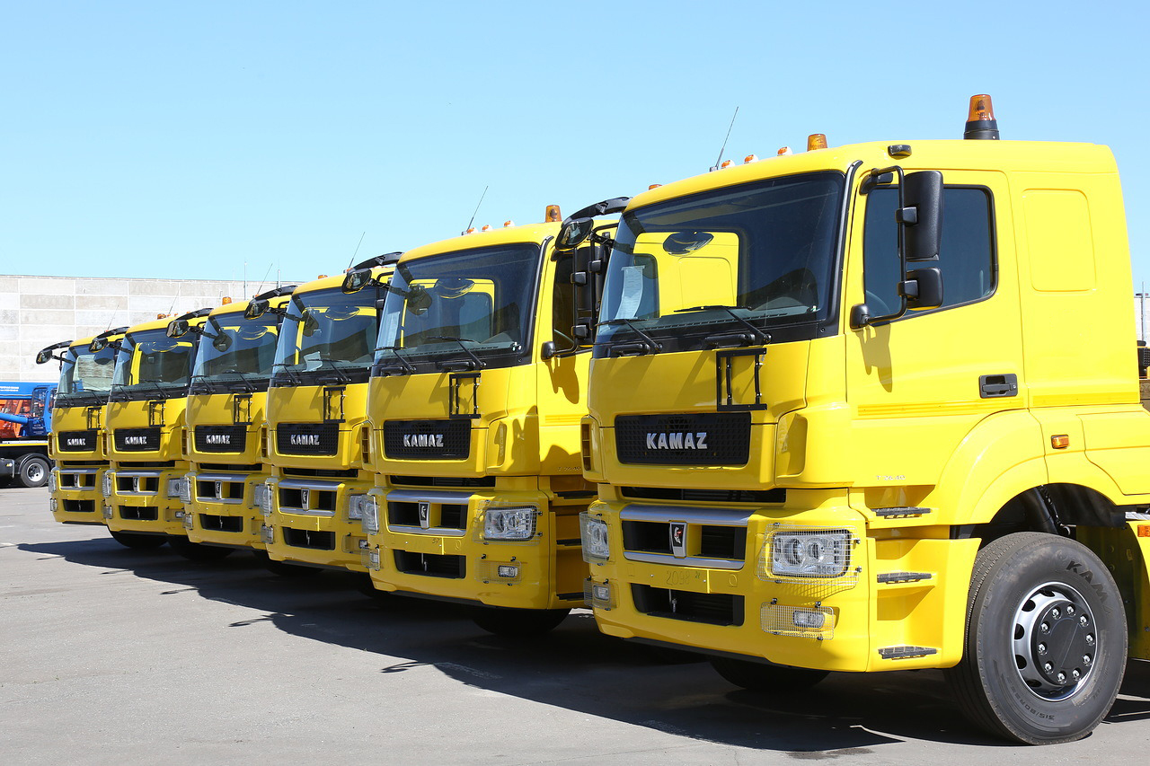 KAMAZ Became a TOP-100 Largest...