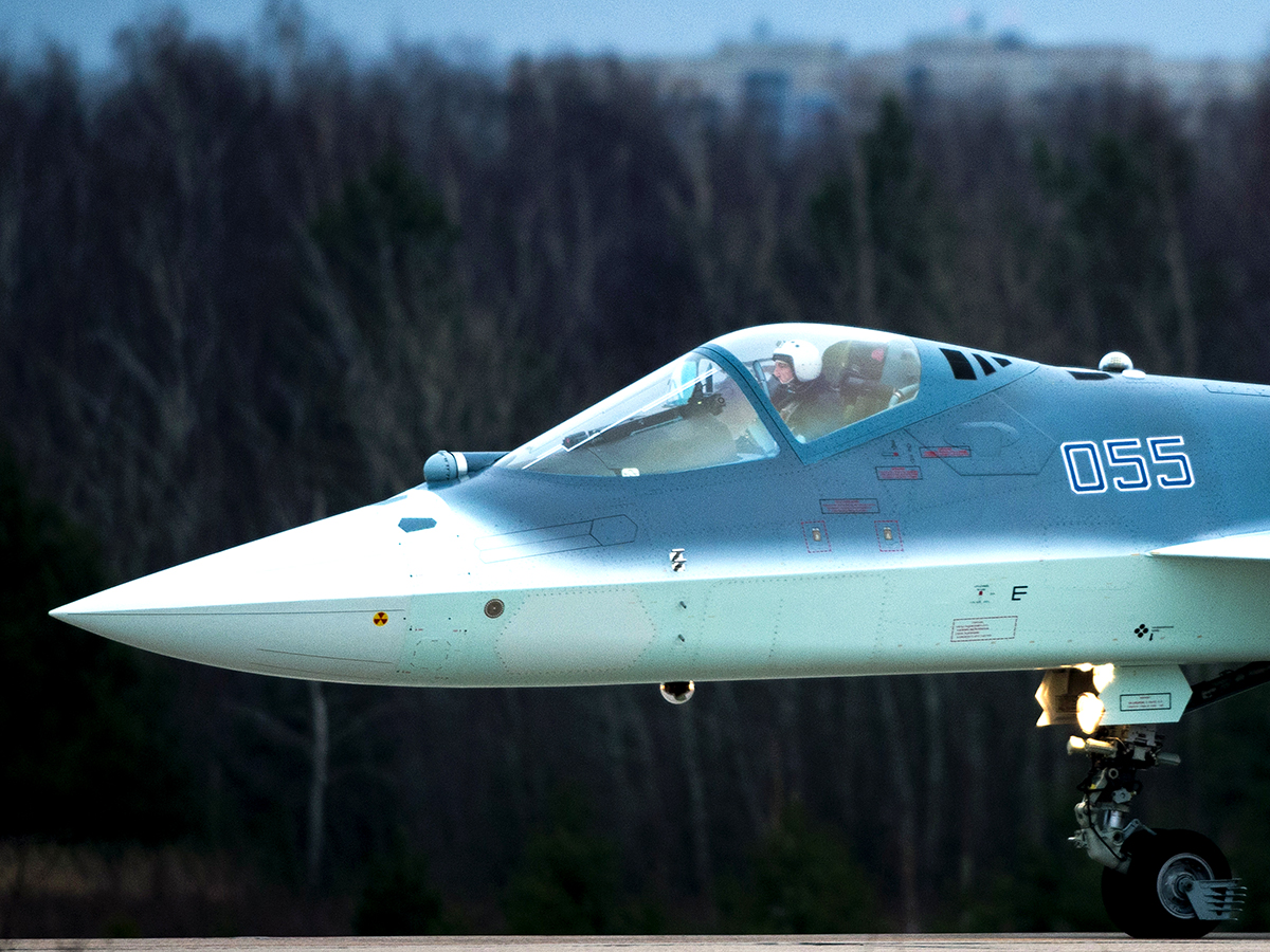 KRET Delivers First Batch of Himalaya EW System for T-50 Advanced Frontline Aircraft