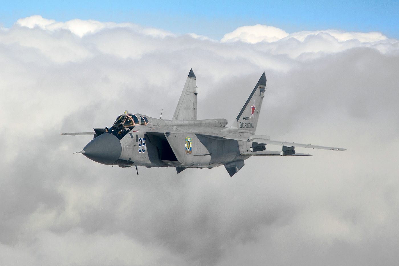 МиГ-31БМ: птица высокого полета