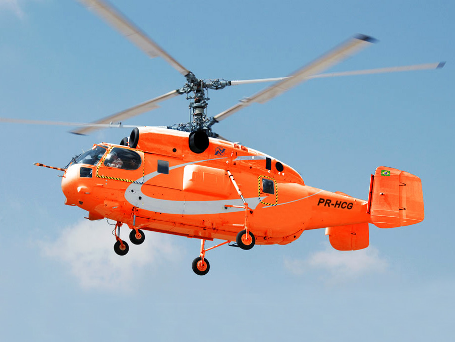 Russian Helicopters has authorized a service center in Brazil