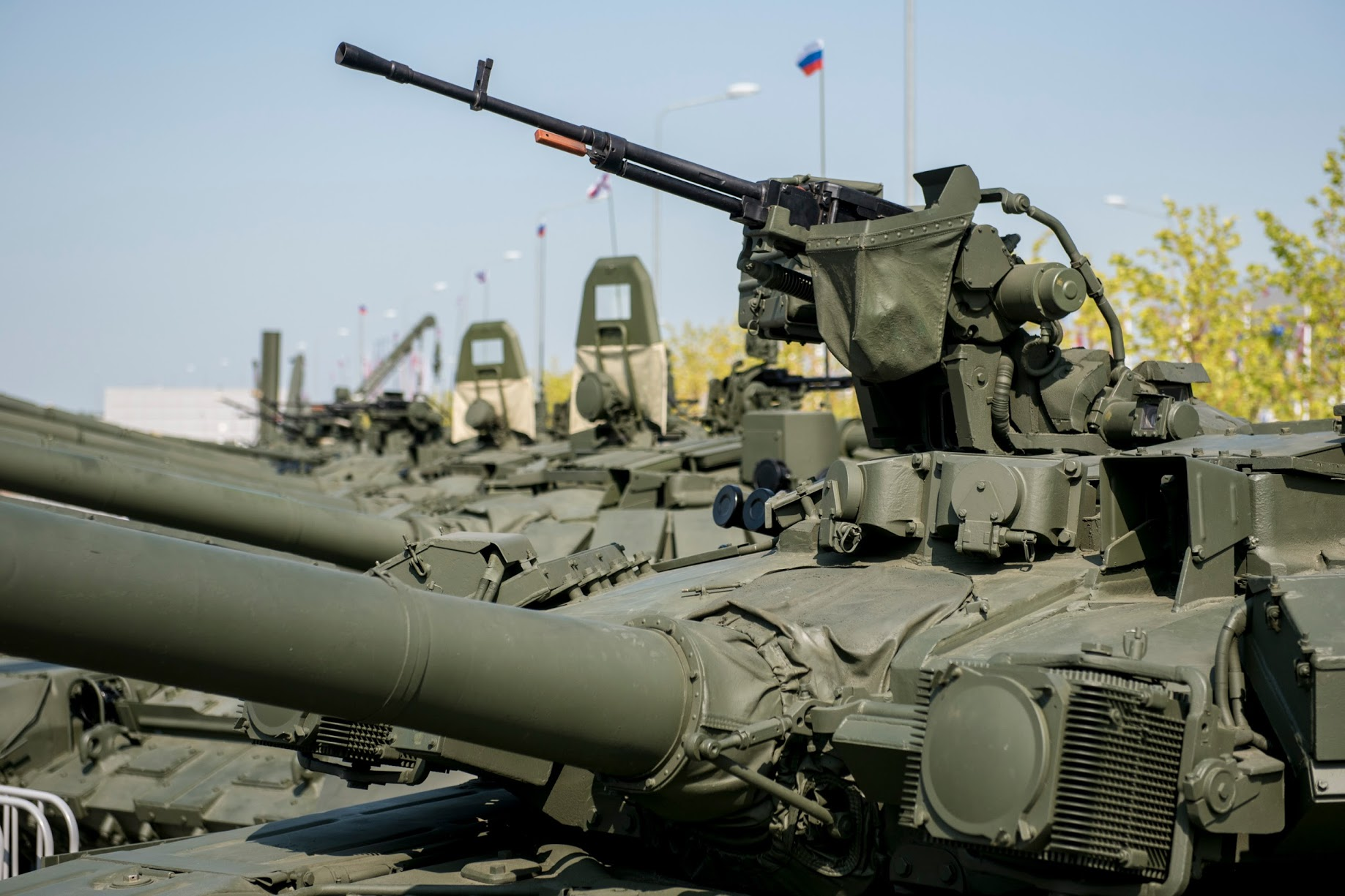 Rosoboronexport: Artillery to Play Bigger Part in Local Conflicts