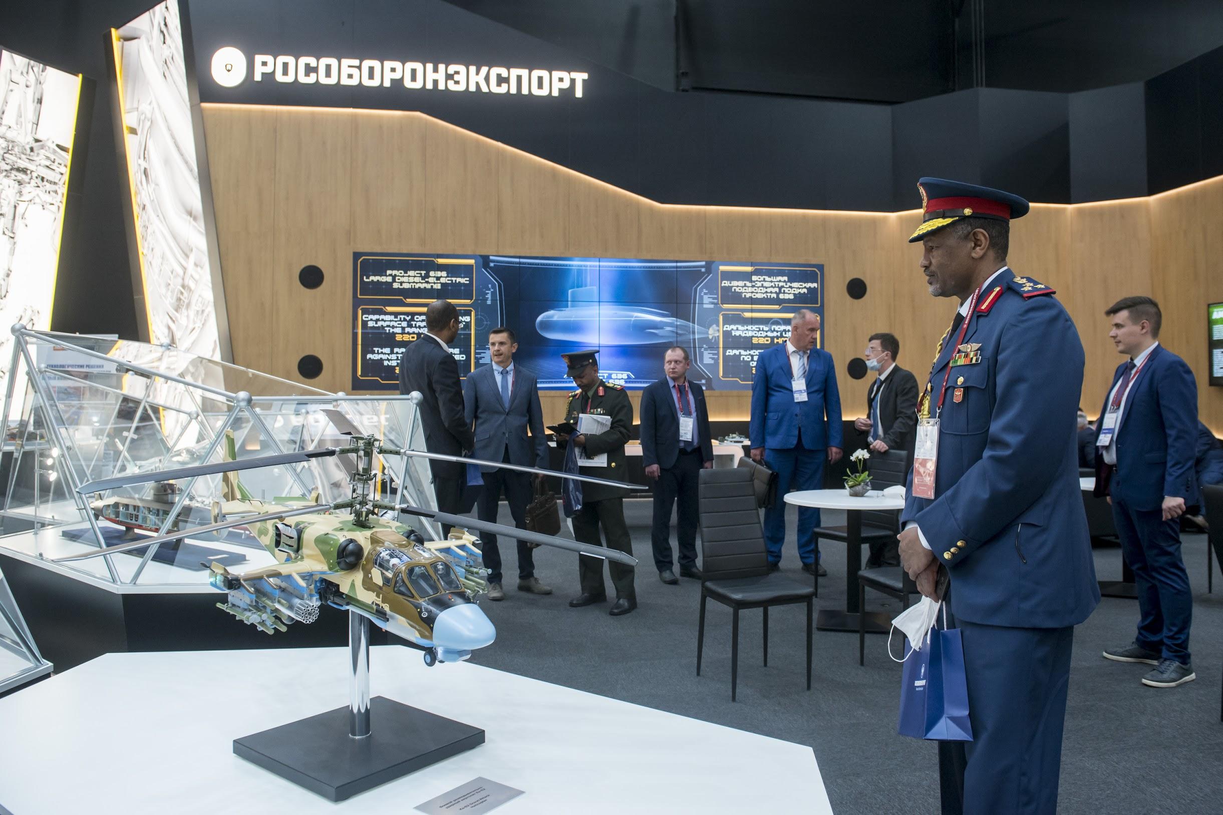 «Рособоронэкспорт» расширяет сотрудничество с иностранными частными заказчиками