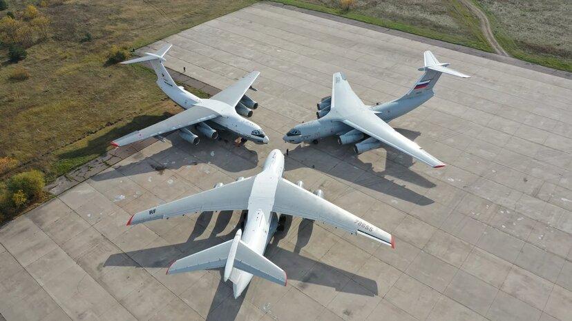Новый Ил-76МД-90: модернизированы практически все системы
