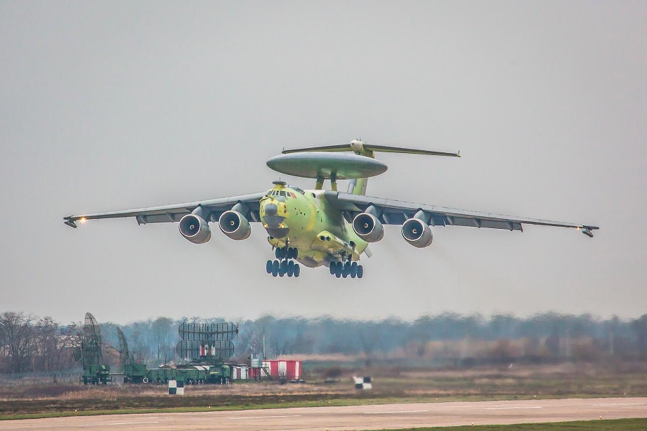 «Росэлектроника» модернизирует испытательную авиабазу в Таганроге