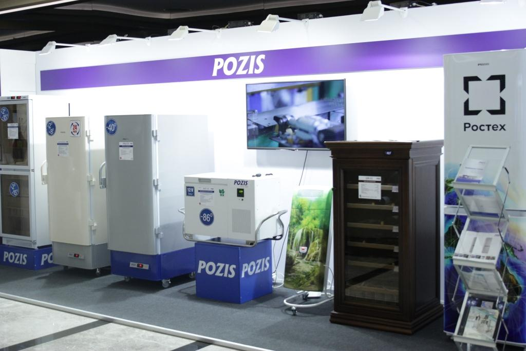 Rostec Increased Exports of POZIS Refrigerators by almost 50%