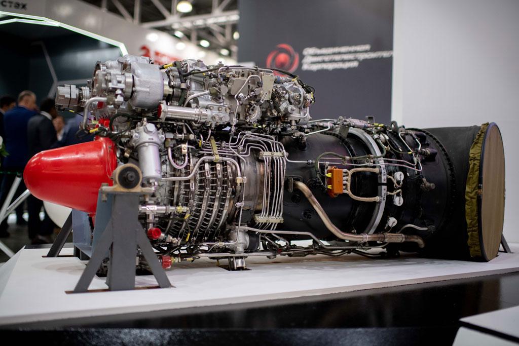 Двигатель ВК-2500ПС-03 может эксплуатироваться в Колумбии