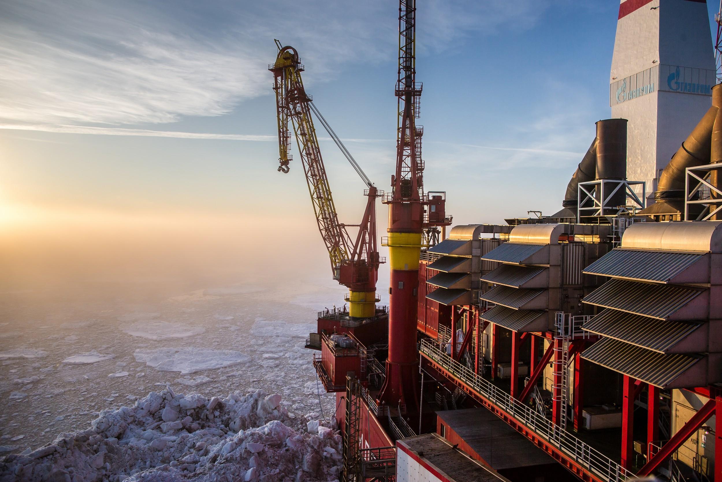 Ростех создаст первую отечественную электростанцию для работы на арктическом шельфе