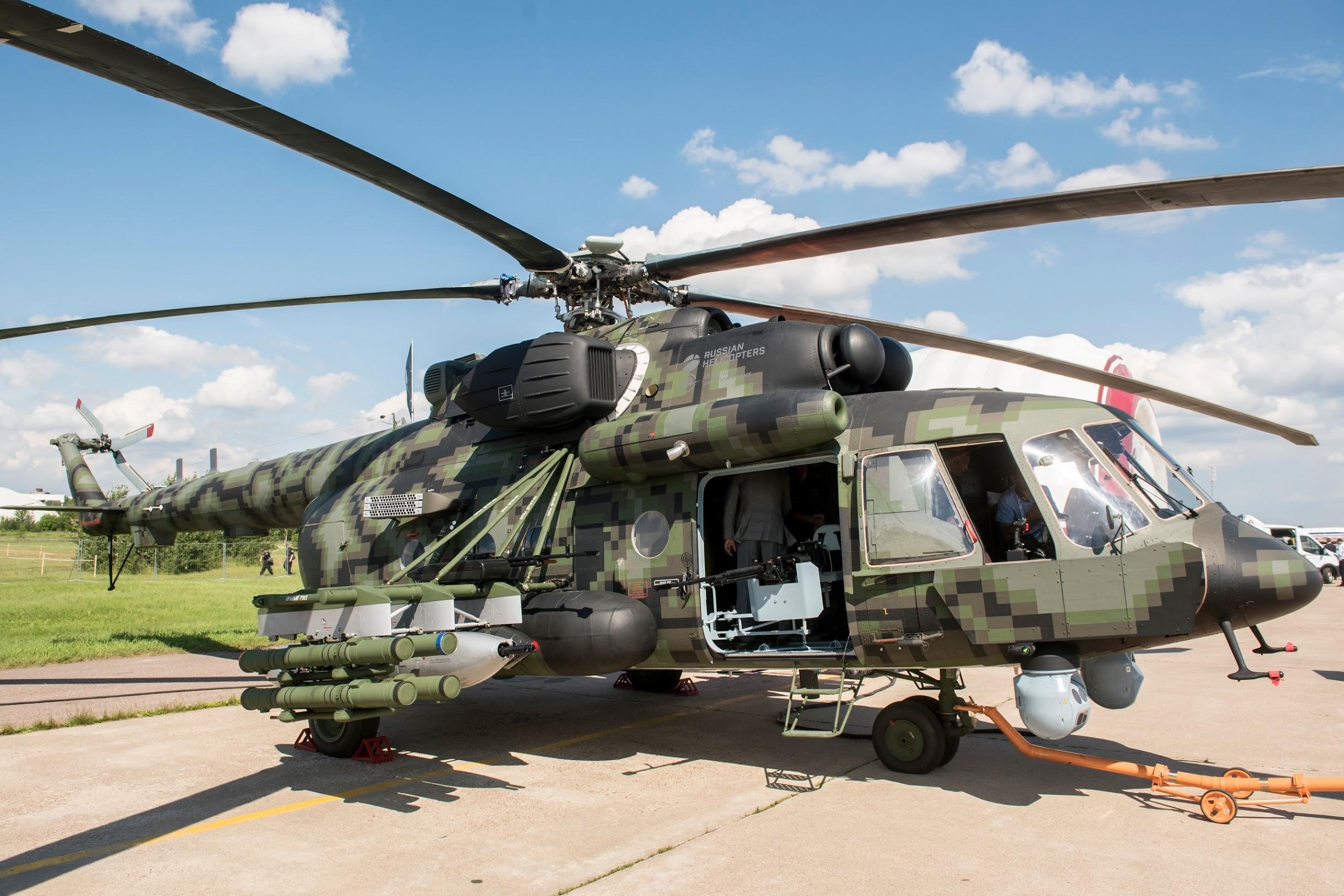 Ростех начал летные испытания новейшего вертолета для спецназа