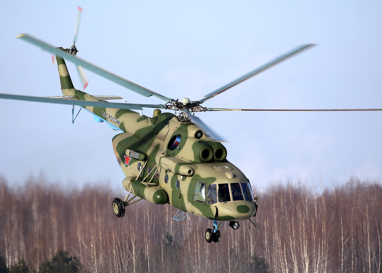 Ростех досрочно передал партию Ми-8МТВ-5-1 для Минобороны России
