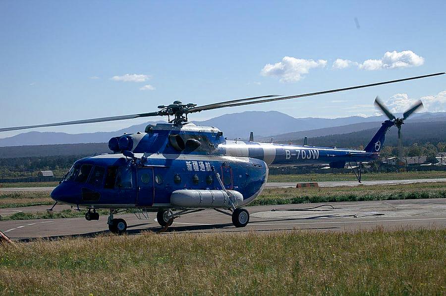 Улан-Удэнский авиазавод поставил вертолет Ми-171 в Китай