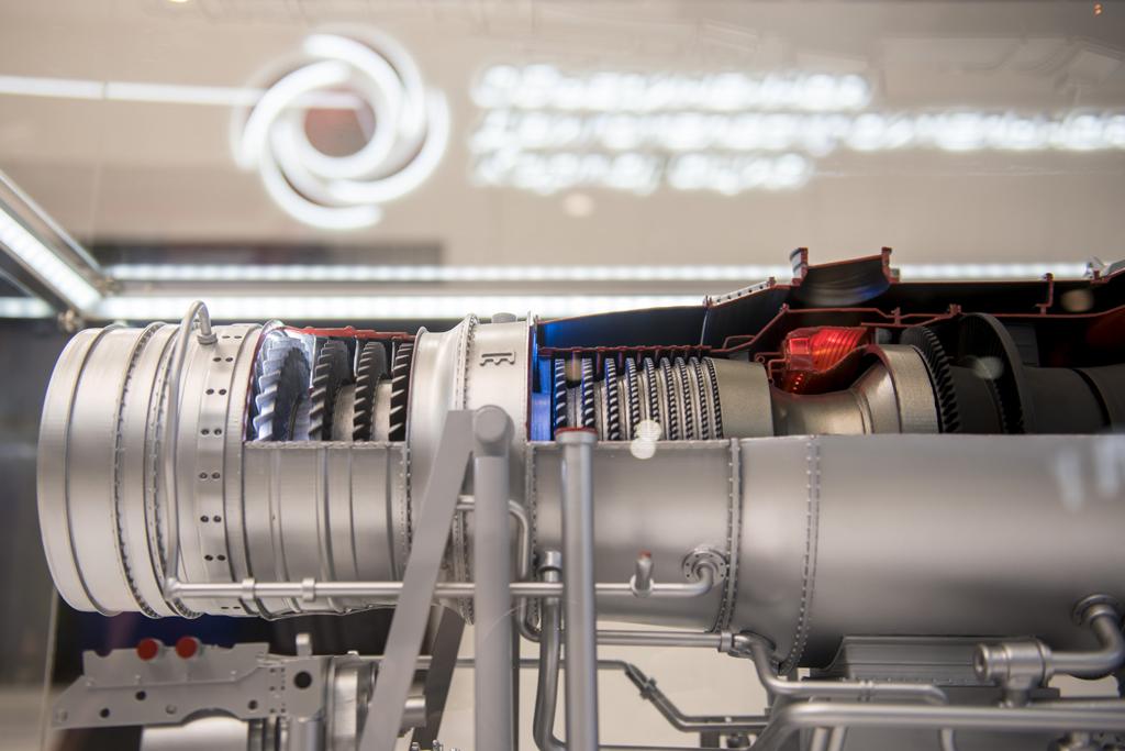 Ростех представил в Туркменистане российские газотурбинные агрегаты