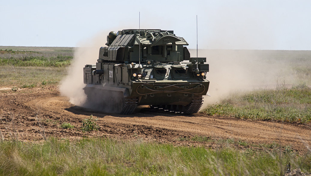 Rosoboronexport Brings the Newest Tor-E2 SAM System to the World Market