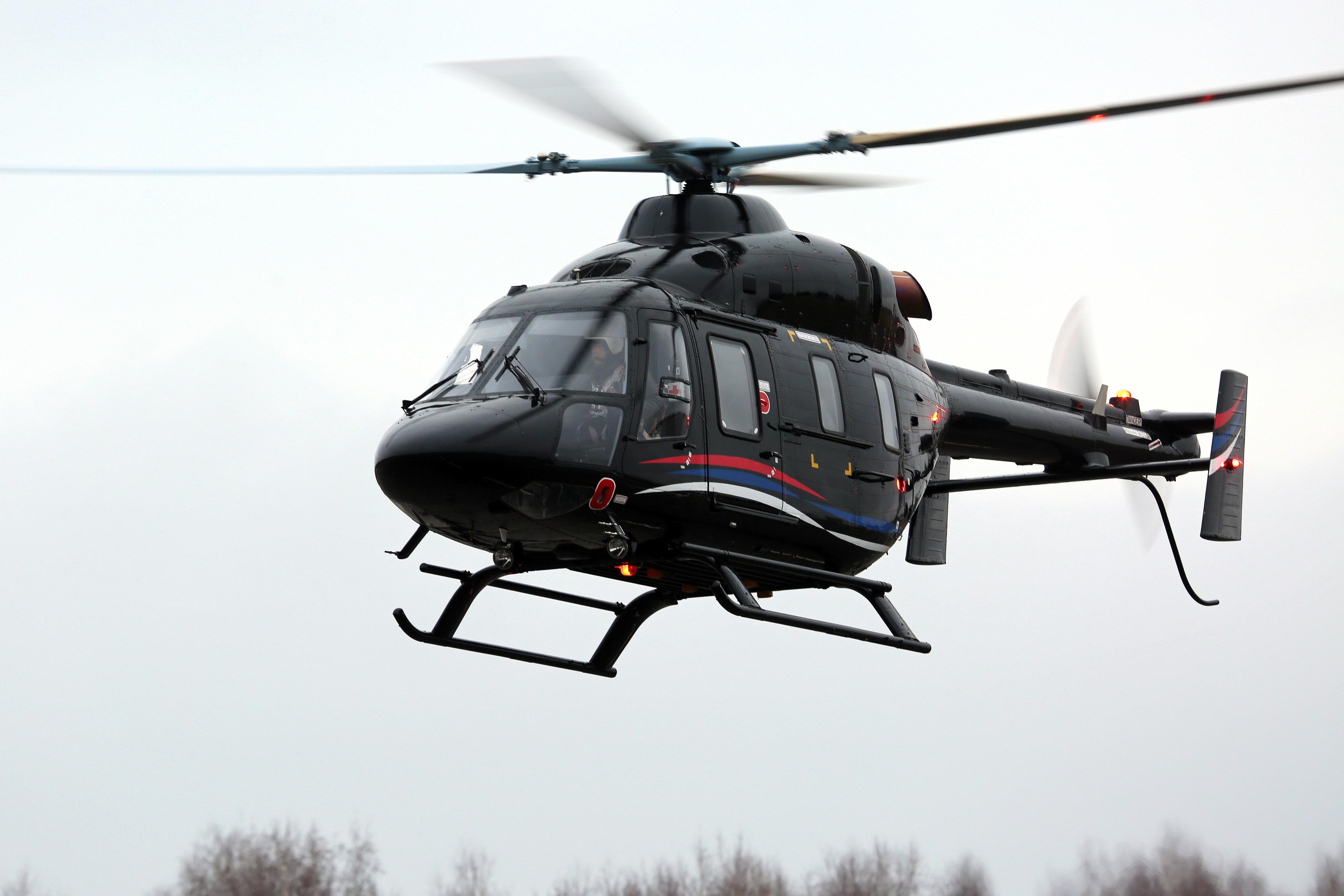 «Вертолеты России» передали первый «Ансат» европейскому заказчику