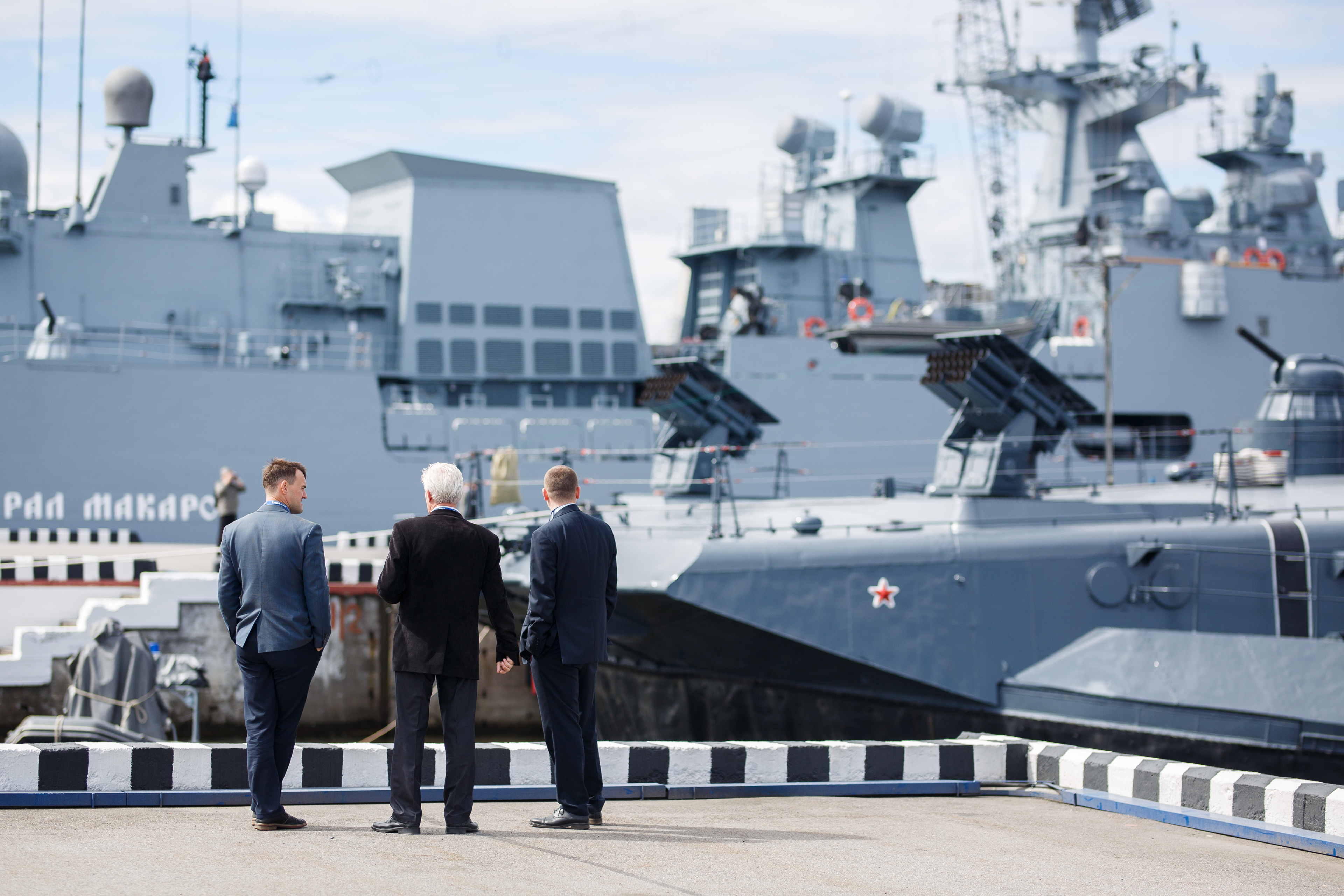 Rosoboronexport Ready to Discuss Transfer of Naval Technologies at IMDS 2019
