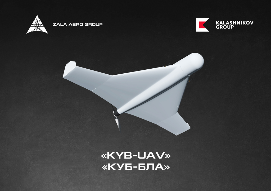Kalashnikov Concern Created KYB-UAV — a New High-Precision Unmanned Attack Complex