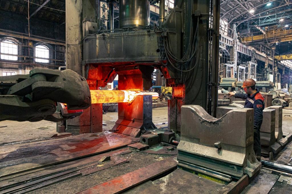 «Мотовилиха» намерена занять четверть российского рынка стали для судостроения