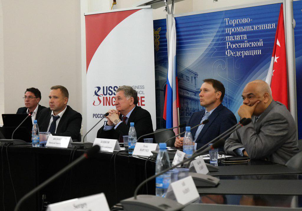 Ростех открыл в Сингапуре выставку российских инноваций