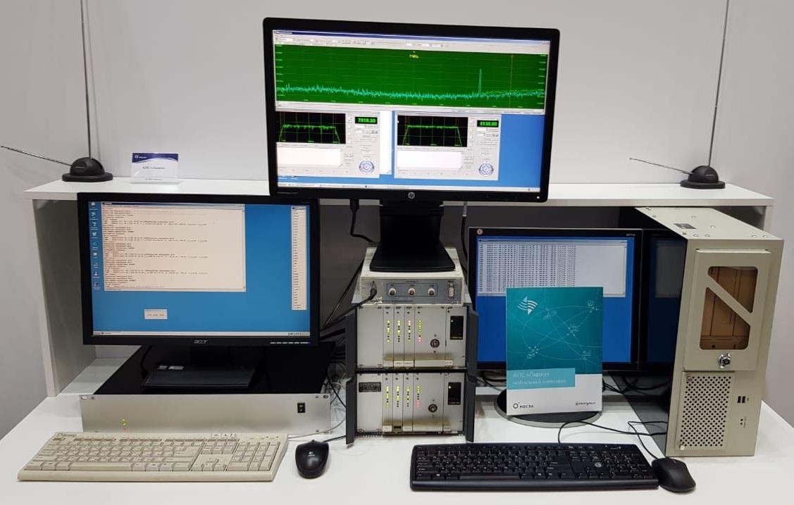 «Росэлектроника» представила на «Армии-2019» систему бесперебойной радиосвязи