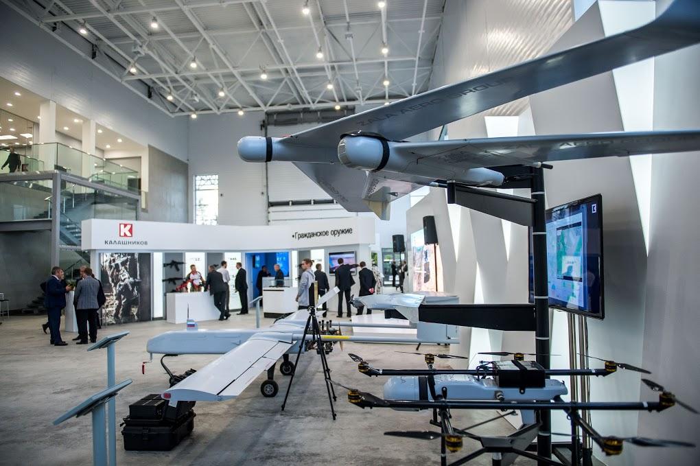 «Калашников» представит новый беспилотник на выставке Interpolitex-2018