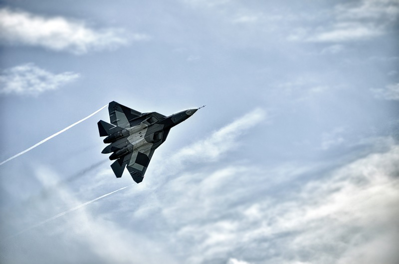 The T-50 Fighter will feature even greater stealth capabilities