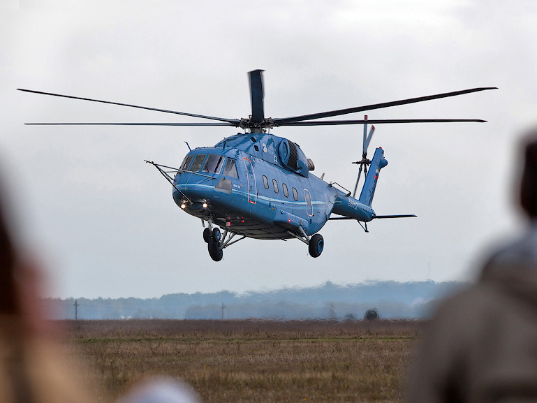 Russian Helicopters to showcase new helicopters at USA