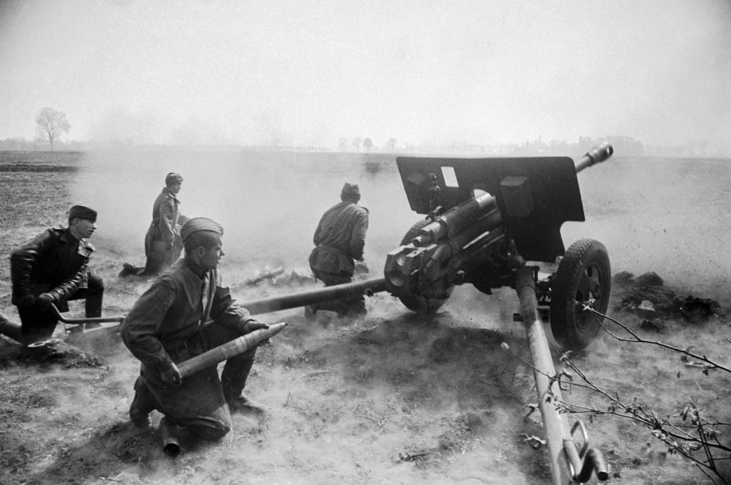 Василий Грабин: гений отечественной артиллерии