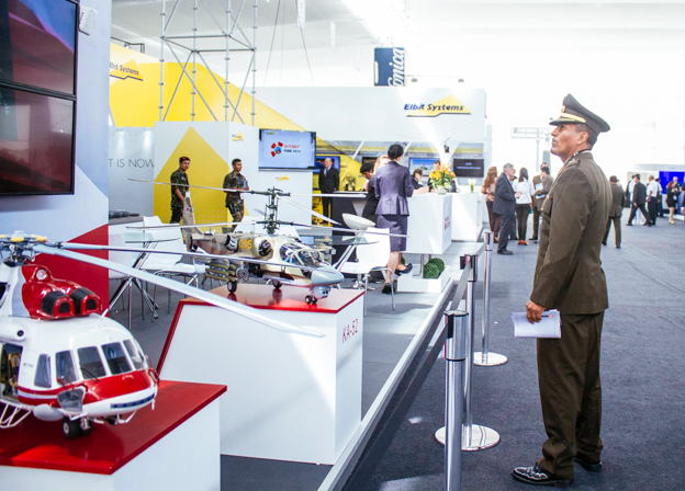 Rostec offers Latin American countries comprehensive security solutions