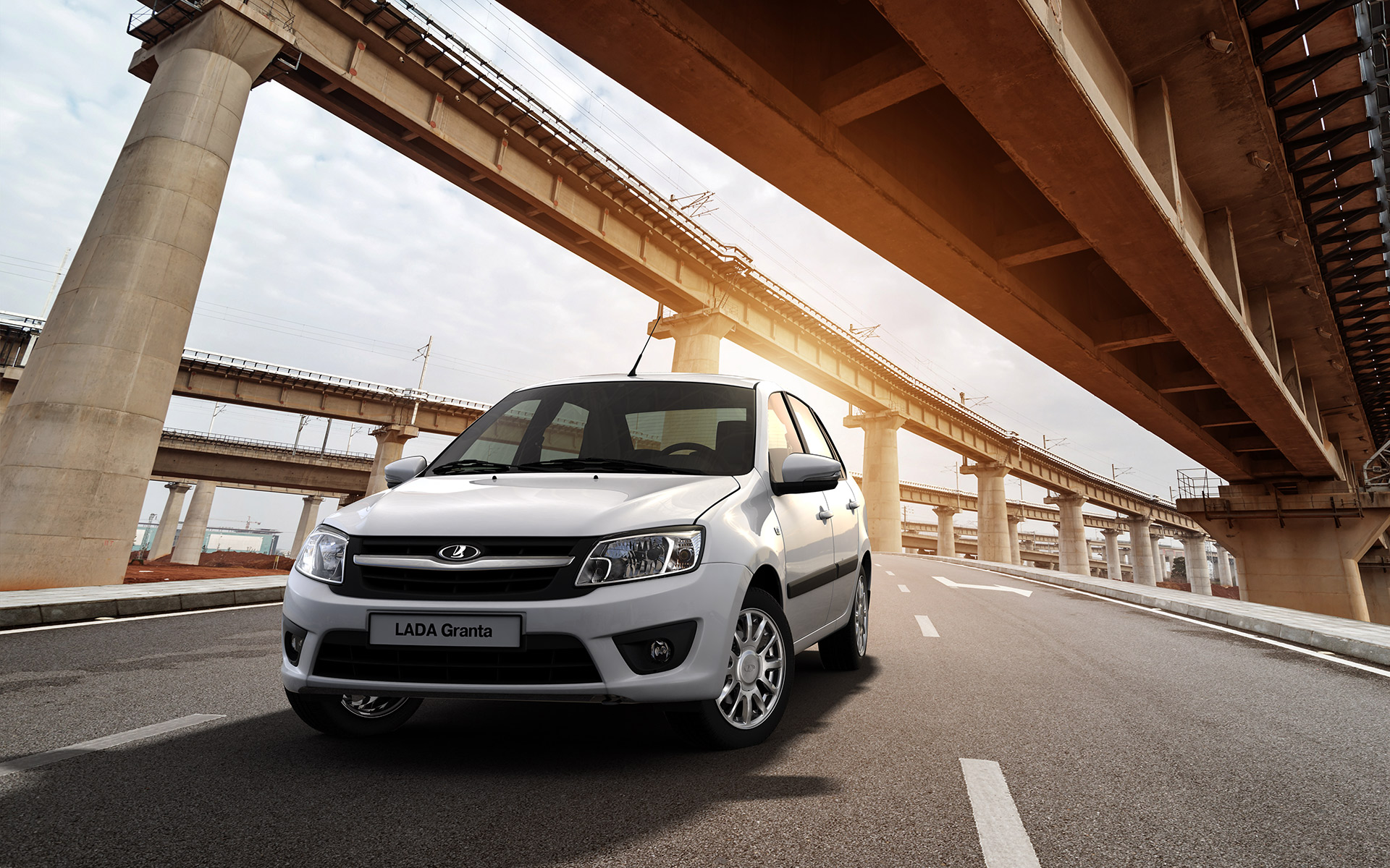 LADA Cars Retail Sales in International Markets Grew by 31% in 2017