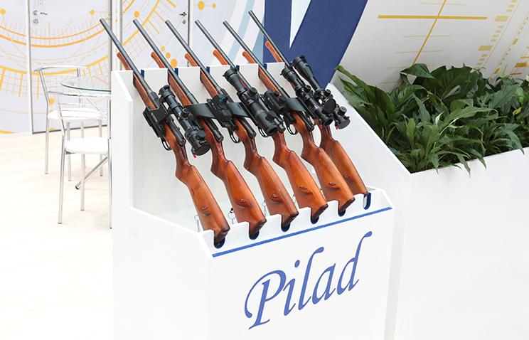Pilad – российский бренд прицельной оптики