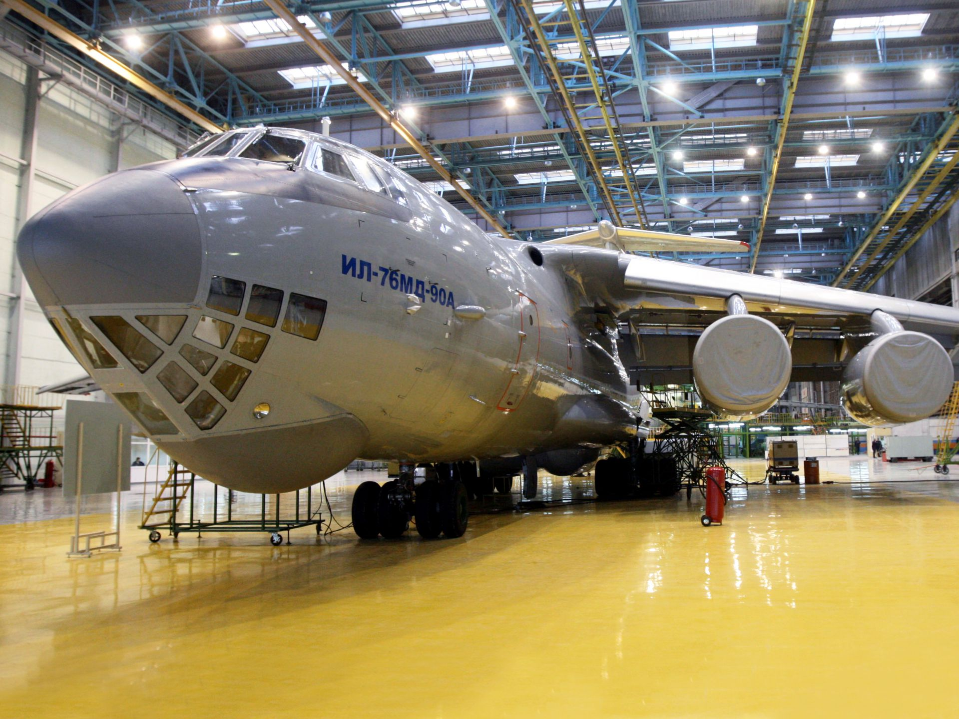 The United Instrument Manufacturing Corporation to Help Upgrade Ilyushin Il-76