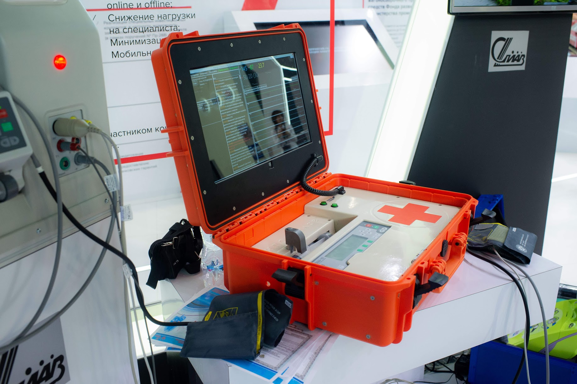 Rostec Will Introduce an Innovative Medical Equipment at the BIOTECHMED Forum
