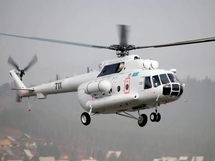 «Вертолеты России» поставят в Казахстан 17 комплектов для сборки Ми-8