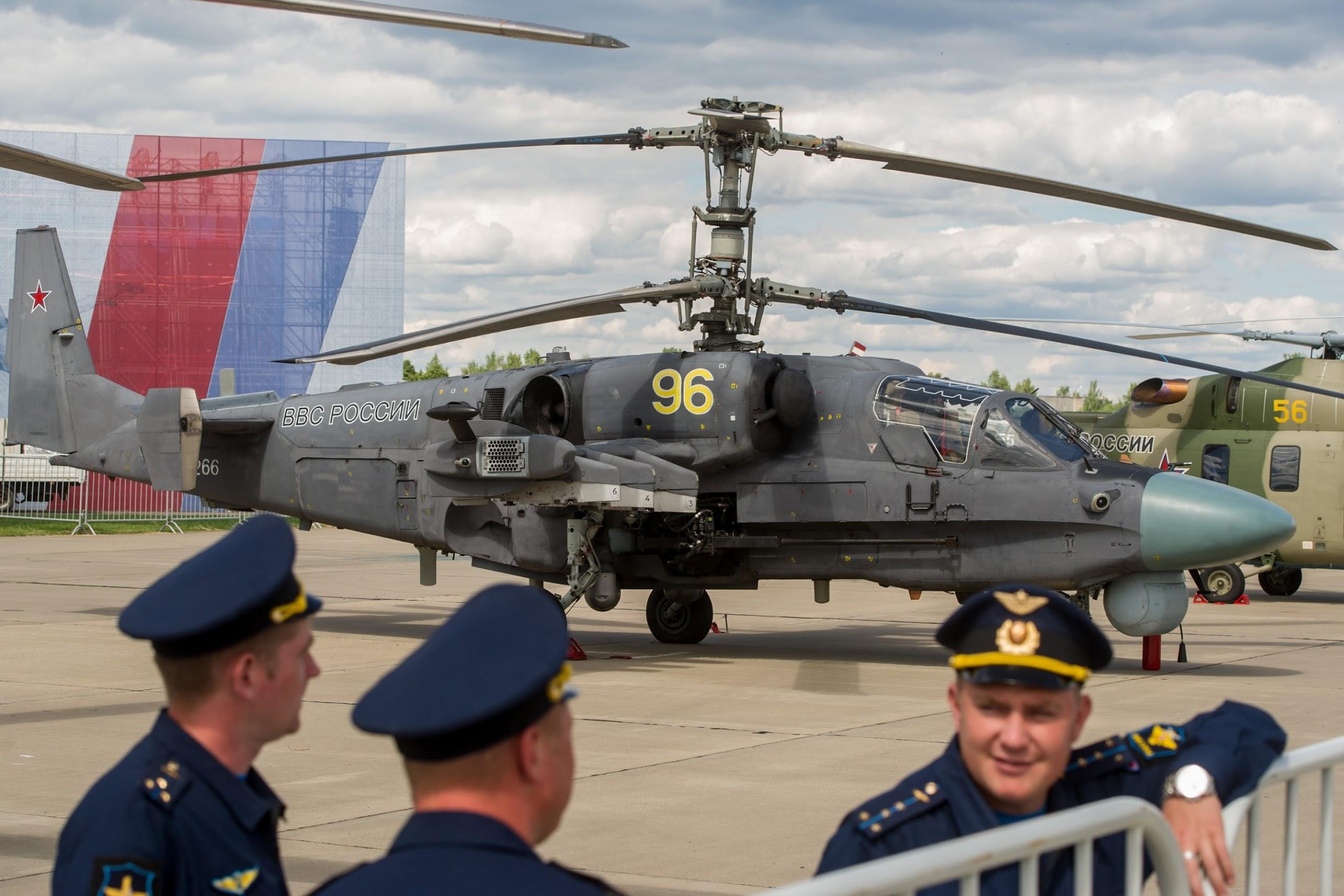 Российская армия пополнилась новыми «Аллигаторами»