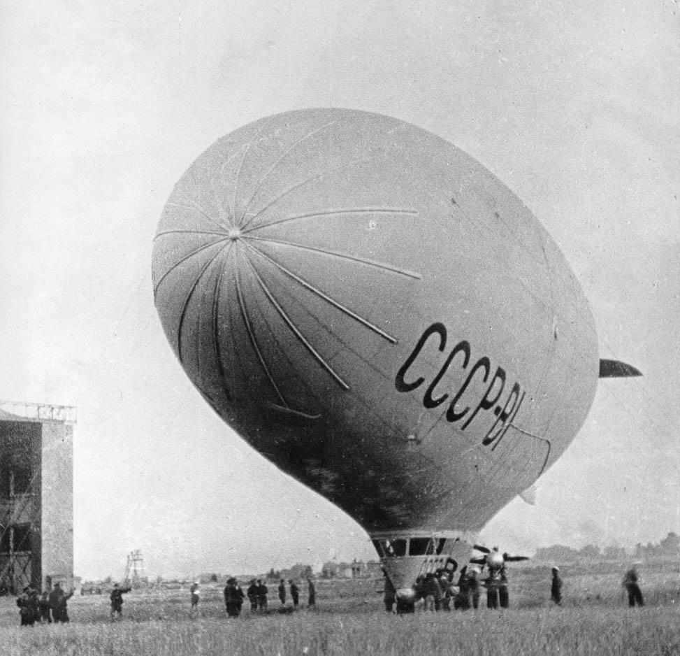 Дирижабли: возвращение воздушных гигантов
