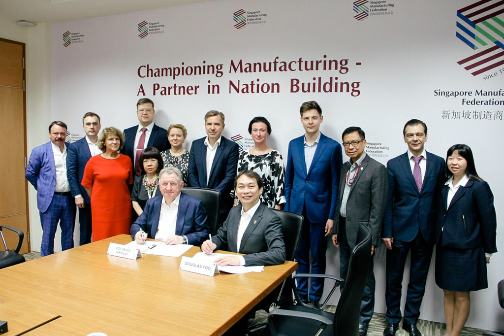 Rostec Expands Cooperation with Southeast Asian Countries