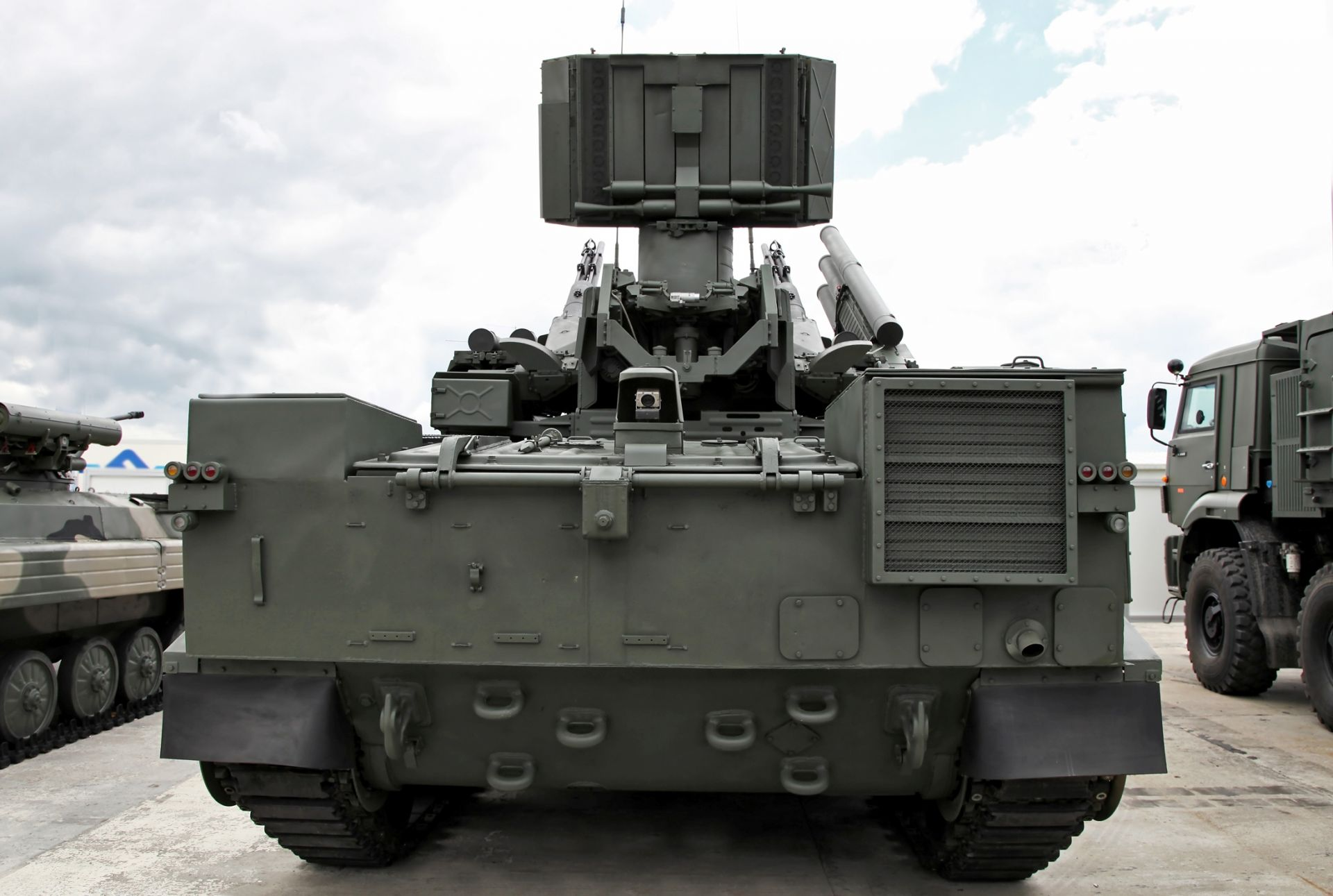 Pantsir-s2-system