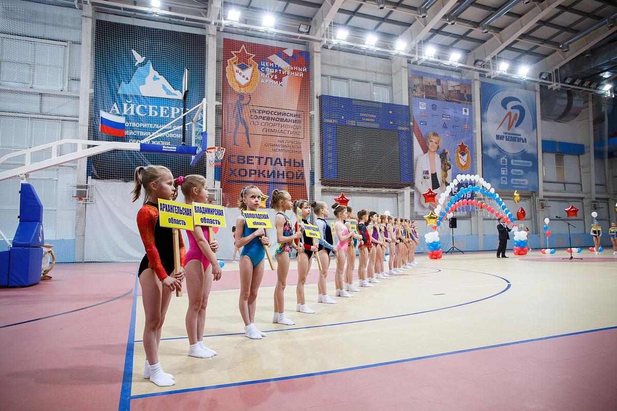 При поддержке Ростеха пройдут Всероссийские соревнования по спортивной гимнастике