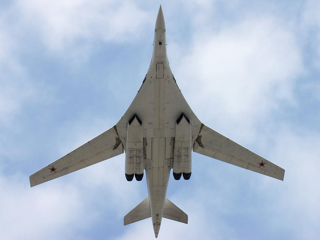 Ту-160М: новый «лебедь» поднимается в небо