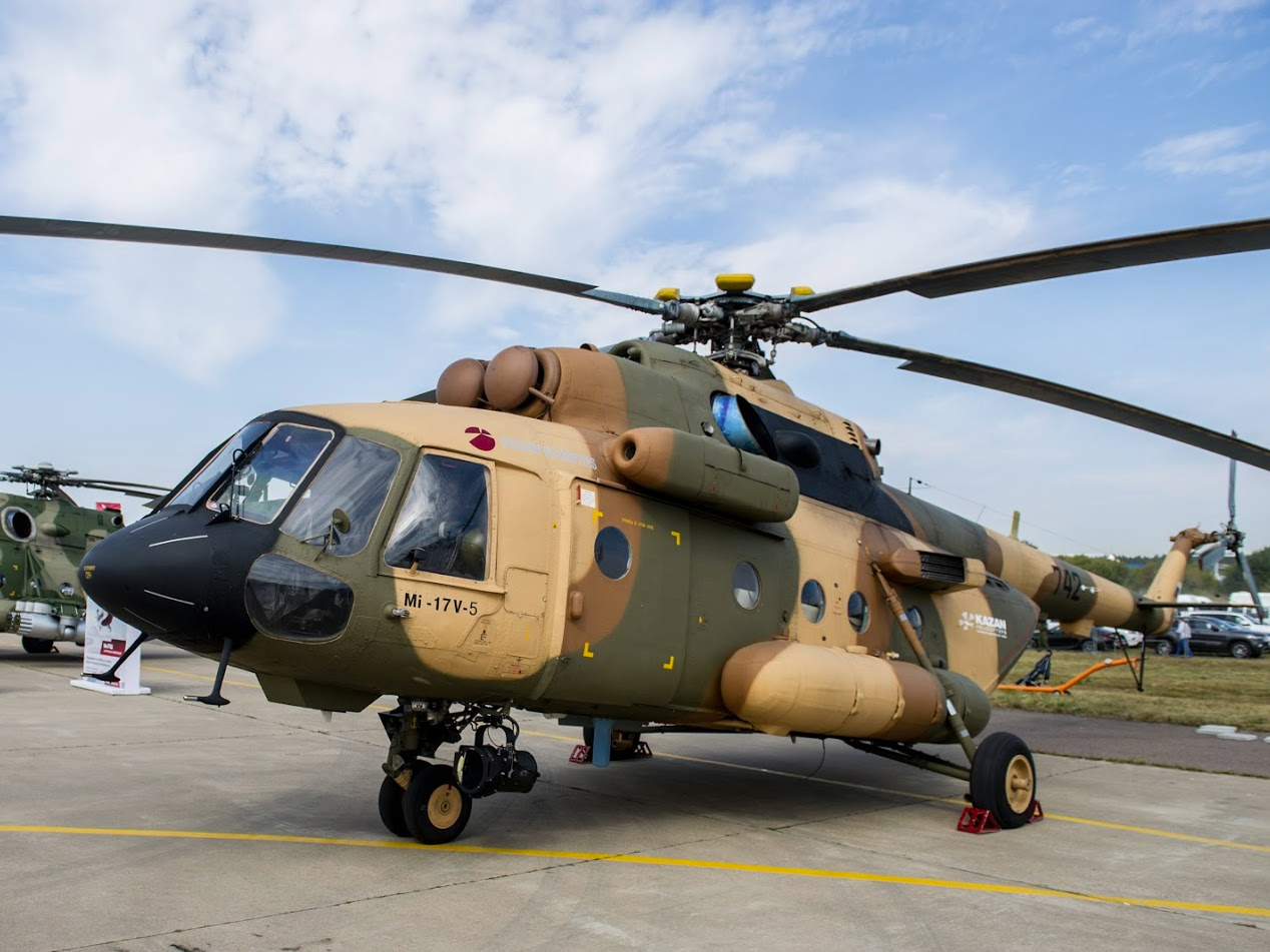 Russian Helicopters will sign a helicopter maintenance contract with India