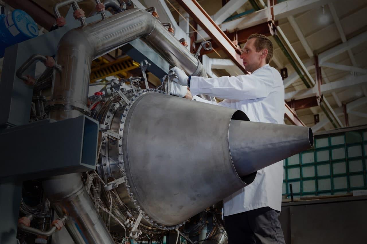 Газогенератор двигателя ПД-8 будет продемонстрирован на МАКСе